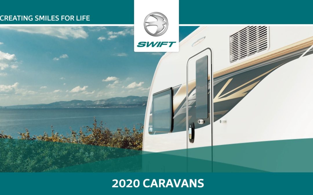 2020 Swift Caravan Ranges