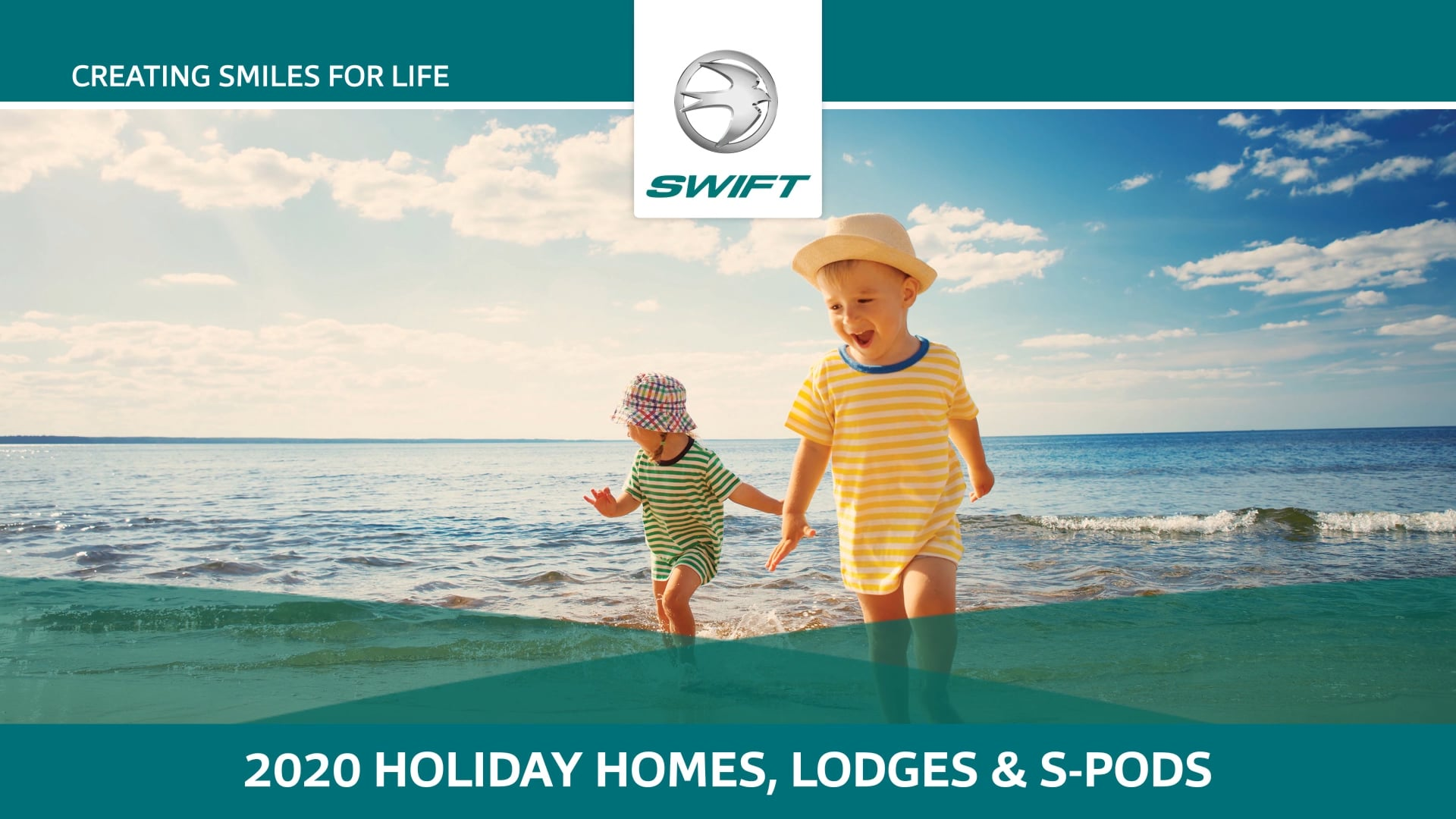 2020 Swift Holiday Home Ranges